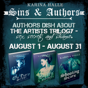 Sins & Authors sq